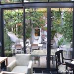 Restaurant De Karmeliet - Wintergarten