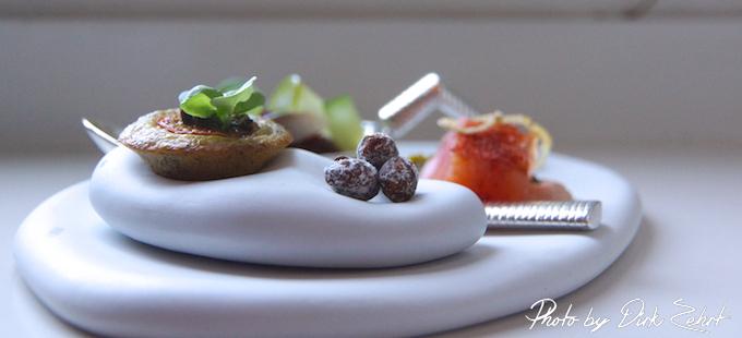 Restaurant De Karmeliet - Menü - Speisen 27
