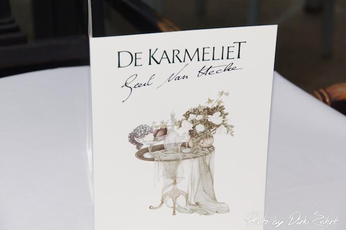 Restaurant De Karmeliet - Menü - Speisen 30
