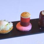 Restaurant De Karmeliet - Menü - Petit Fours