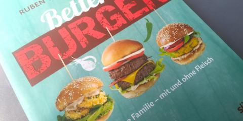 Better Burger - Burger für die ganze Familie
