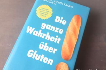 Die ganze Wahrheit über Gluten - Buuchcover