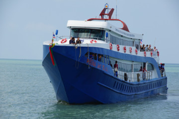 Fähren in Thailand - Geordnetes Chaos beim Reisen
