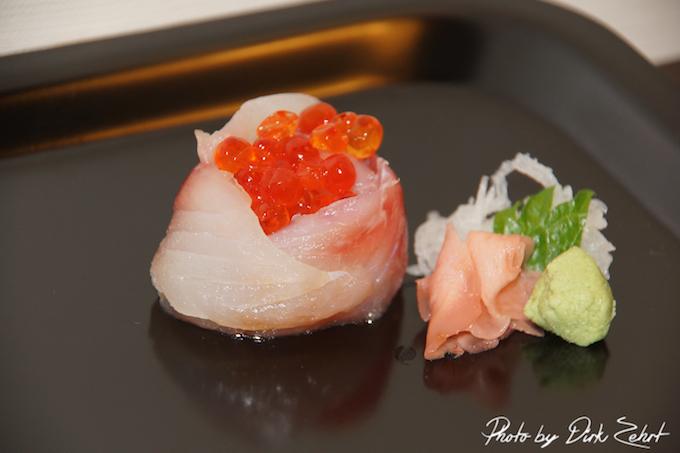 Fisch-Sashimi