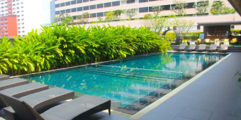Pools in Asien - Ein Traum