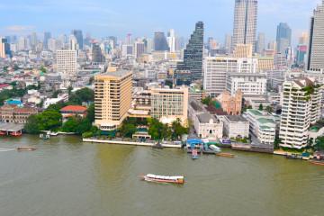 Bangkok - Betrug lauert auch hier