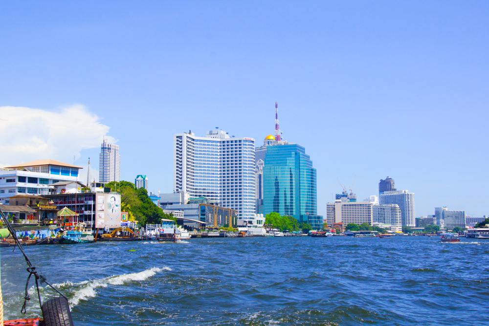 Chao Phraya - Die Lebensader Bangkoks