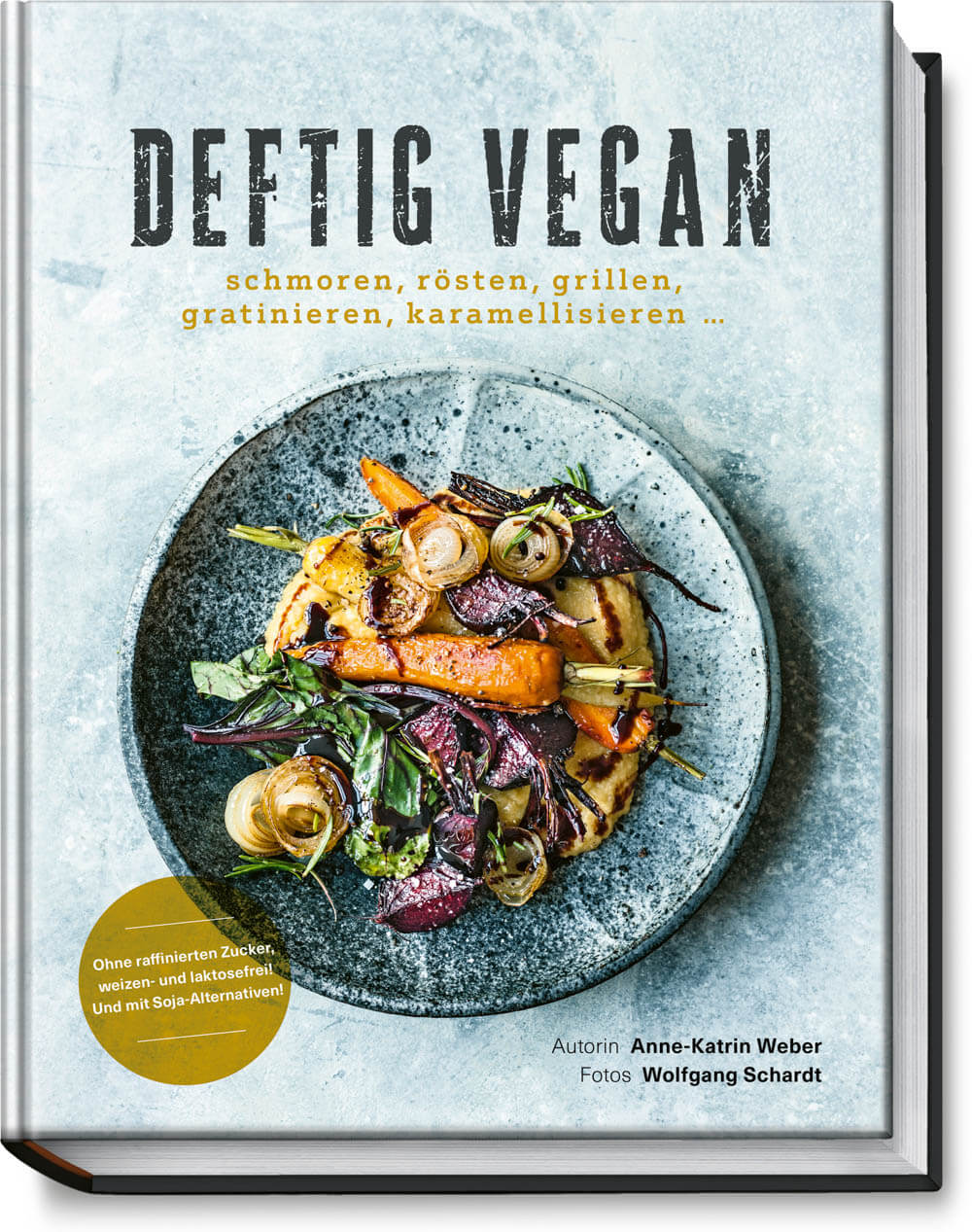 Deftig vegan Kochbuch - 25.09.2020