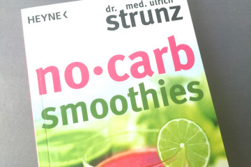 No Carb Smoothies - Buchcover