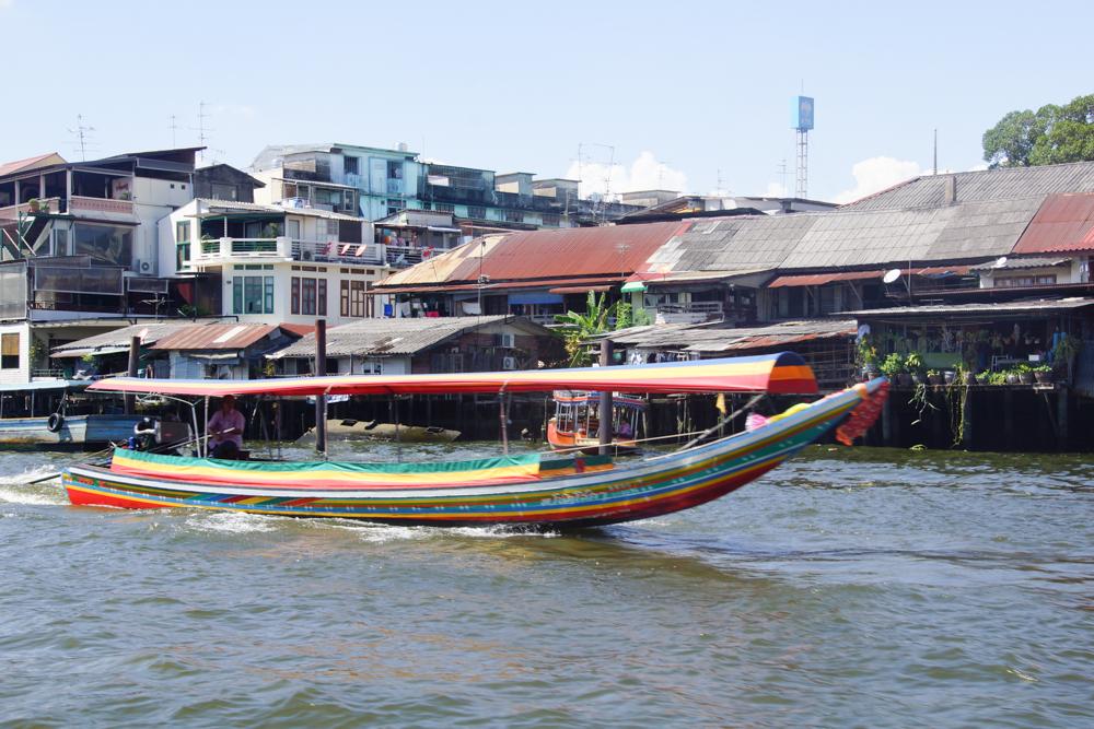 Privatboote in Bangkok - Teurer aber auch schnell