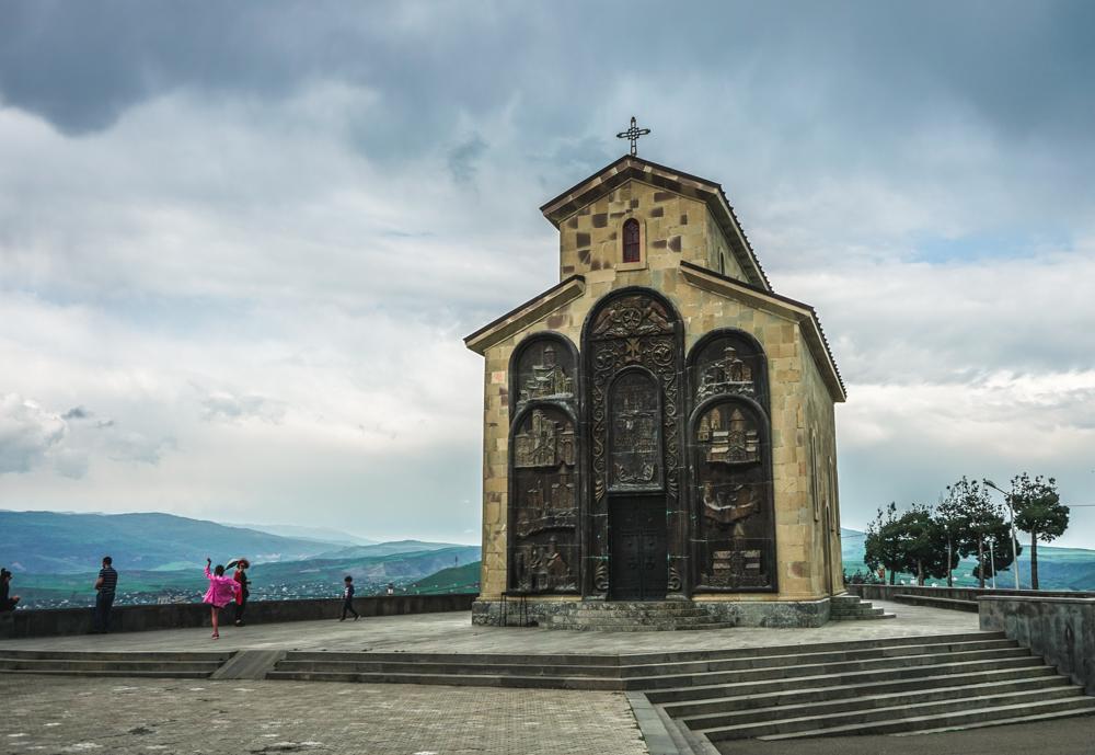 The Chronicle of Georgia - kleine Kapelle
