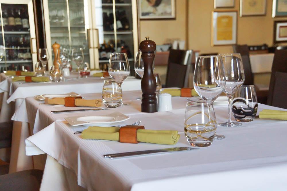 Kukuriku Restaurant in Kastav - Geschmackvolle Inneneinrichtung