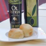 Kukuriku Restaurant in Kastav - Olivenöl und selbstgebackenes Brot