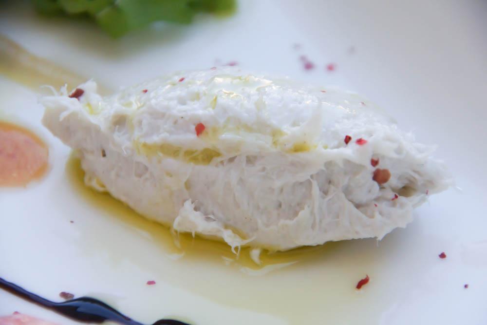 Kukuriku Restaurant in Kastav - Stockfisch-Püree - Ein Genuss