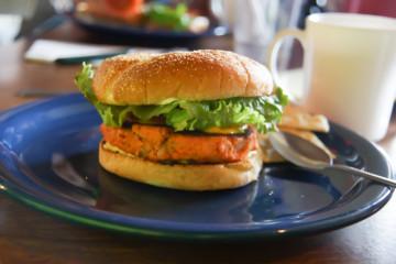 Alaska-Lachsburger - Simpel aber großartig