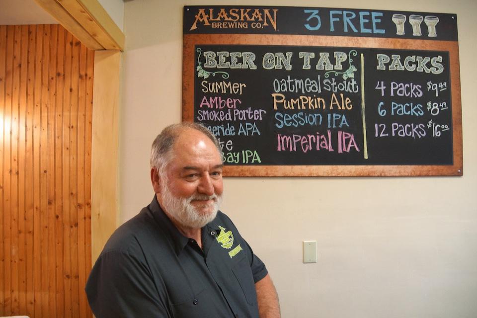 Angebot der Alaskan Brewing Company