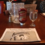 Annabelle's Famous Keg and Chowder House - Tischsetup