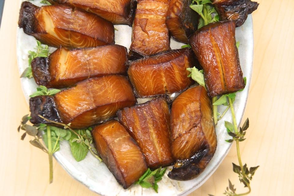 Codfish geräuchert - Absolut lecker