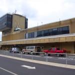 Der internationale Flughafen von Ketchikan