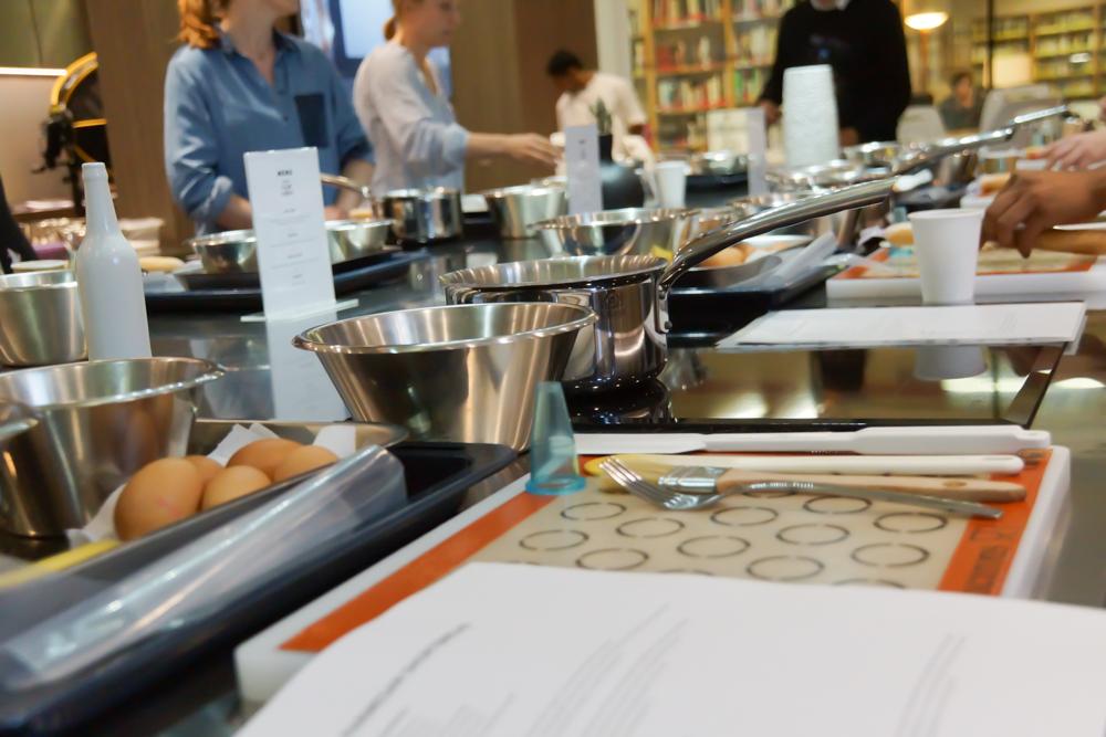 Gemeinsam Kochen in der Kochschule - So macht es Spaß
