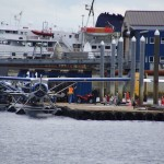 Hafen für Wasserflugzeuge in Ketchikan