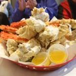 Massive King Crabs - Ein Leckerbissen