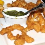 Salt Restaurant Juneau - Pulpo frittiert