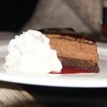 Salt Restaurant Juneau - Schokoladenkuchen