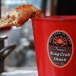 Tracys Crab Shack - King Crab Eimer