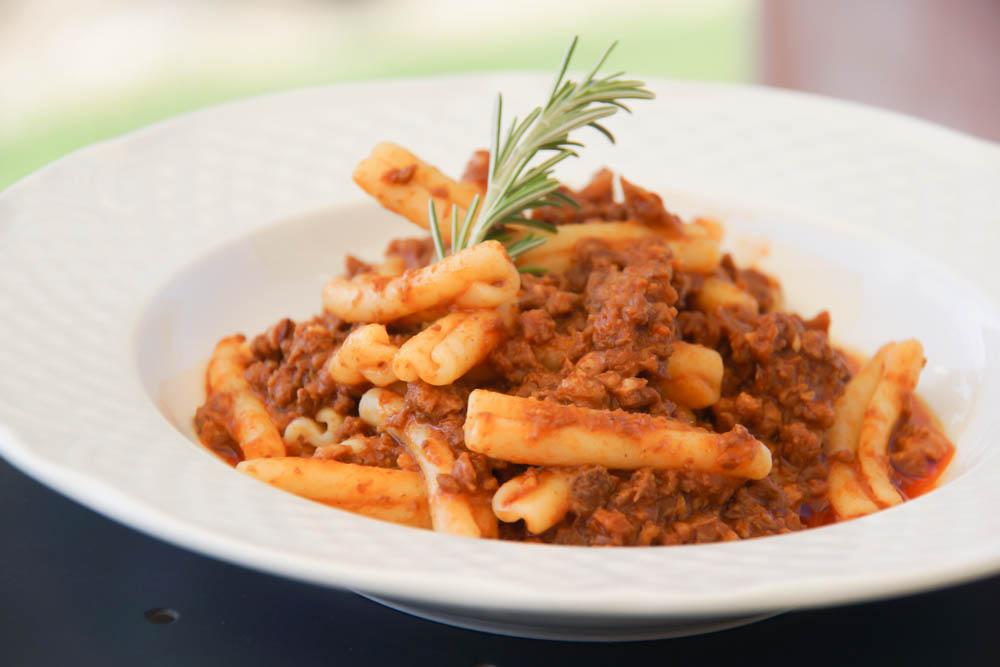 Pasta und Wildschwein Ragout - Eine köstliche Kombination
