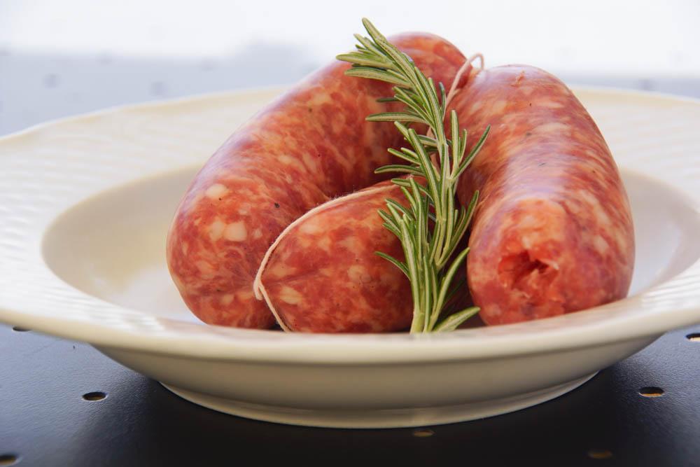 Salsiccia - Leckere toskanische Würste