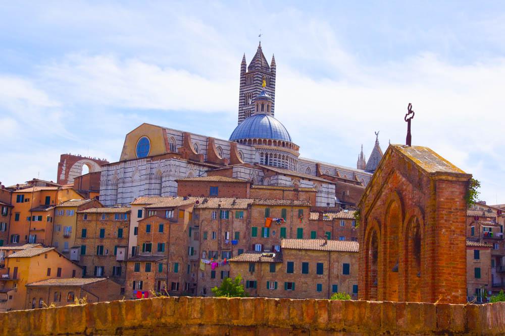 Sienna - Eine unglaublich kulinarische Stadt