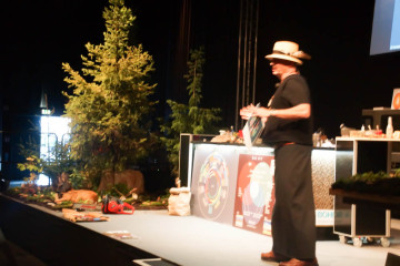 Stefan Wiesner live on Stage