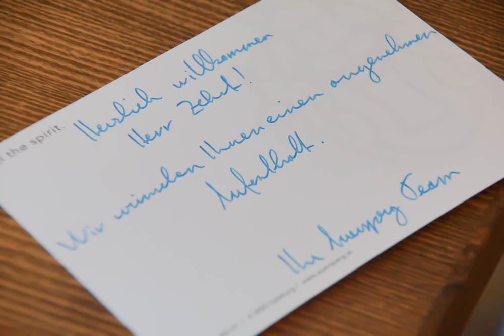 Hotel Auersperg Salzburg - Persönliches Willkommen ist wichtig