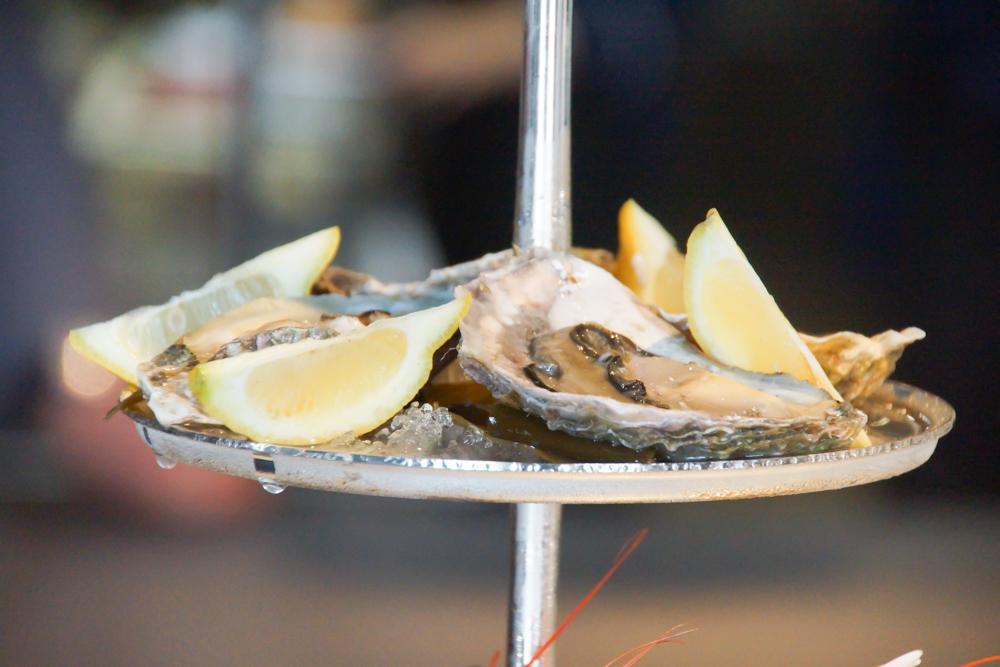 Austern in Alaska - Frisch und Lecker