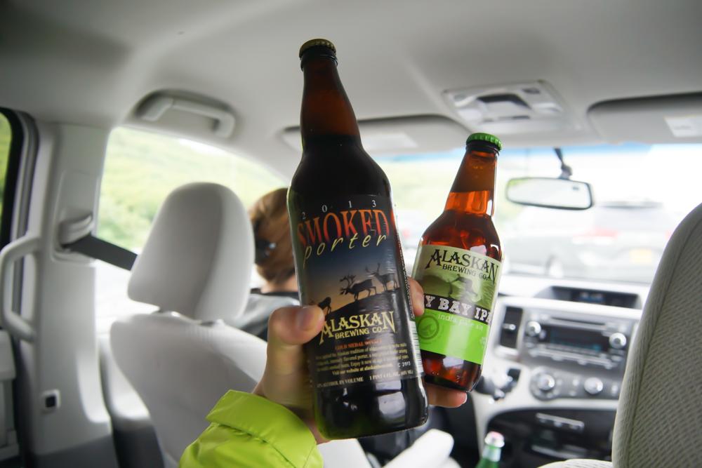 Bier aus Alaska - Ein erfrischender Genuss
