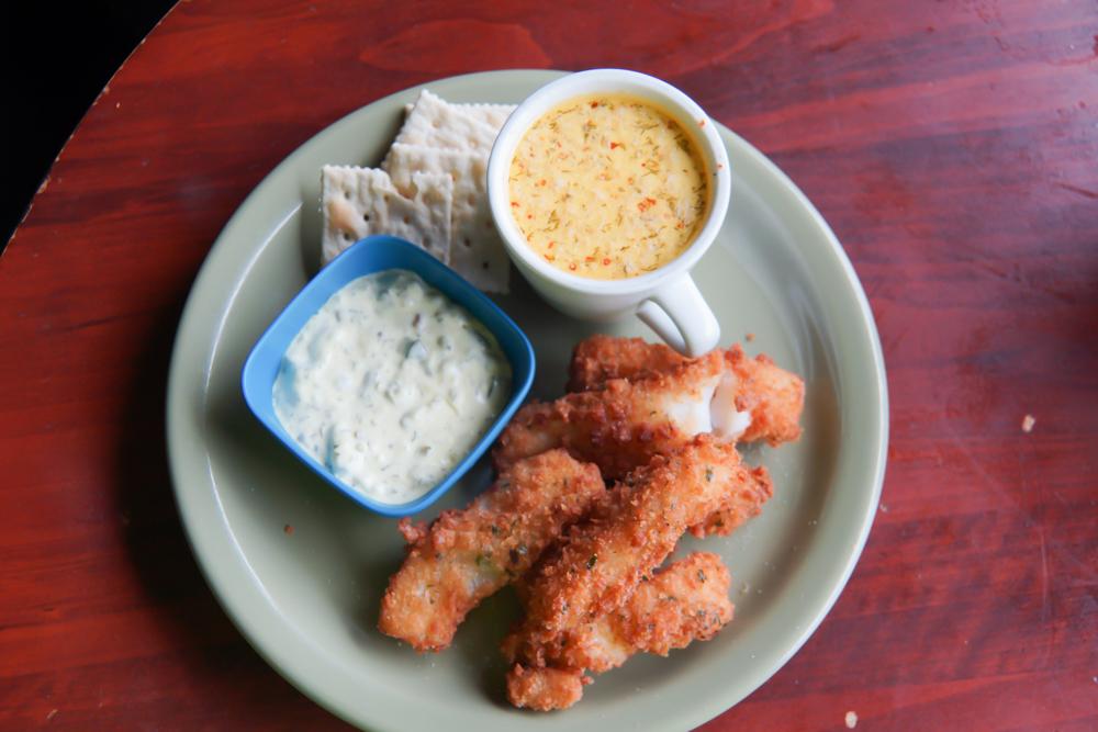 Fisch and Chips - Passt zu Alaska