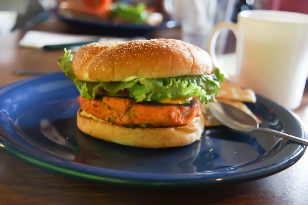 Fischburger in Alaska - Wirklich Köstlich