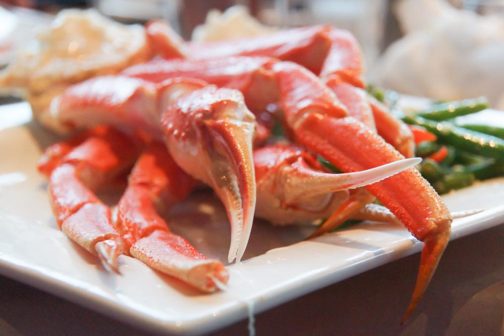 King Crabs in Alaska - Für mich das beste Seafood
