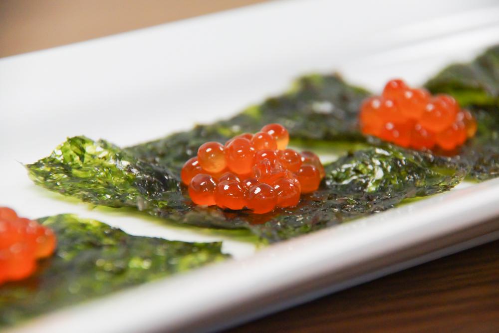 Lachs-Kaviar - So frisch nur in Alsaka