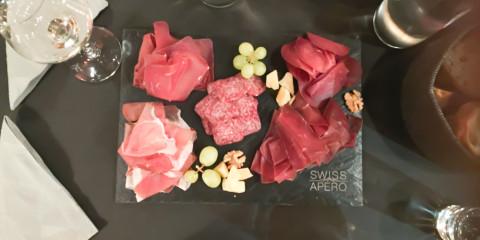 Schweizer Apero Platte - Einfach Köstlich