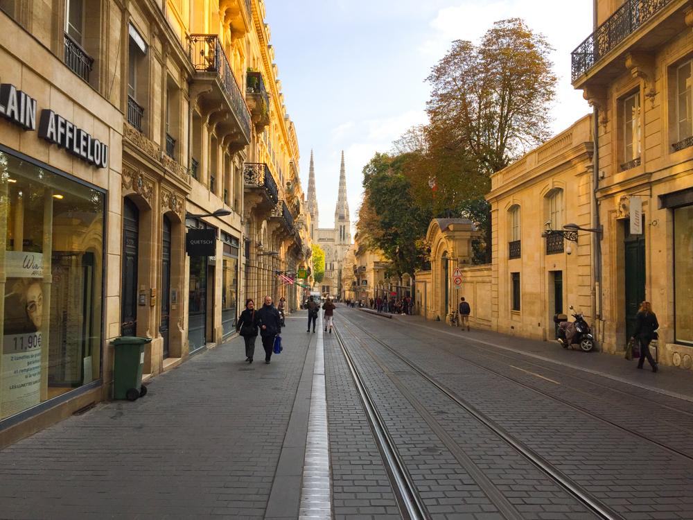 Bordeaux - Eine Stadt mit vielen Möglichkeiten