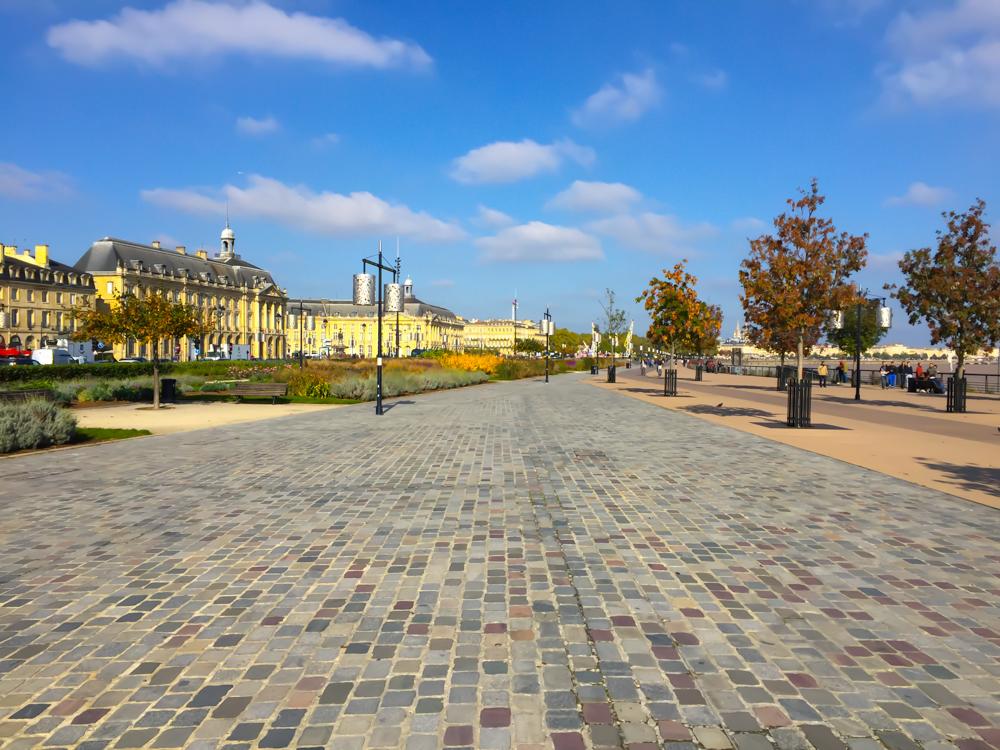 Bordeaux - Wundervolle Metropole an der Garonne - 24 Stunden in Bordeaux
