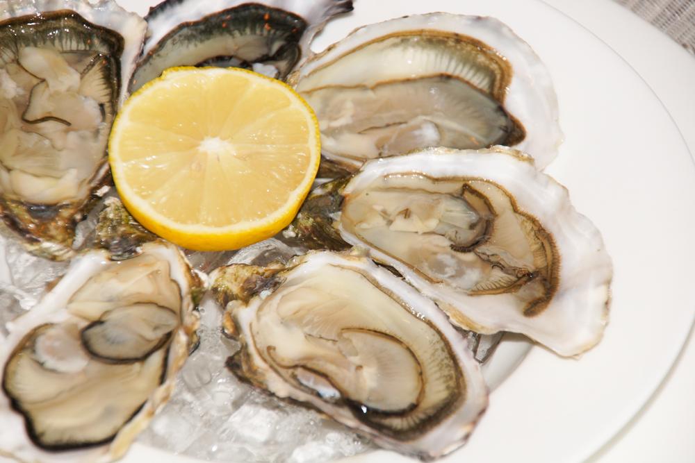 Frische Austern aus Arcachon - Eine Köstlichkeit