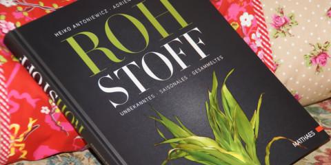 Heiko Antoniewicz - ROHSTOFF-Buchcover