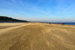 Strand auf der Insel Usedom - Im Sommer wie im Winter ein Erlebnis