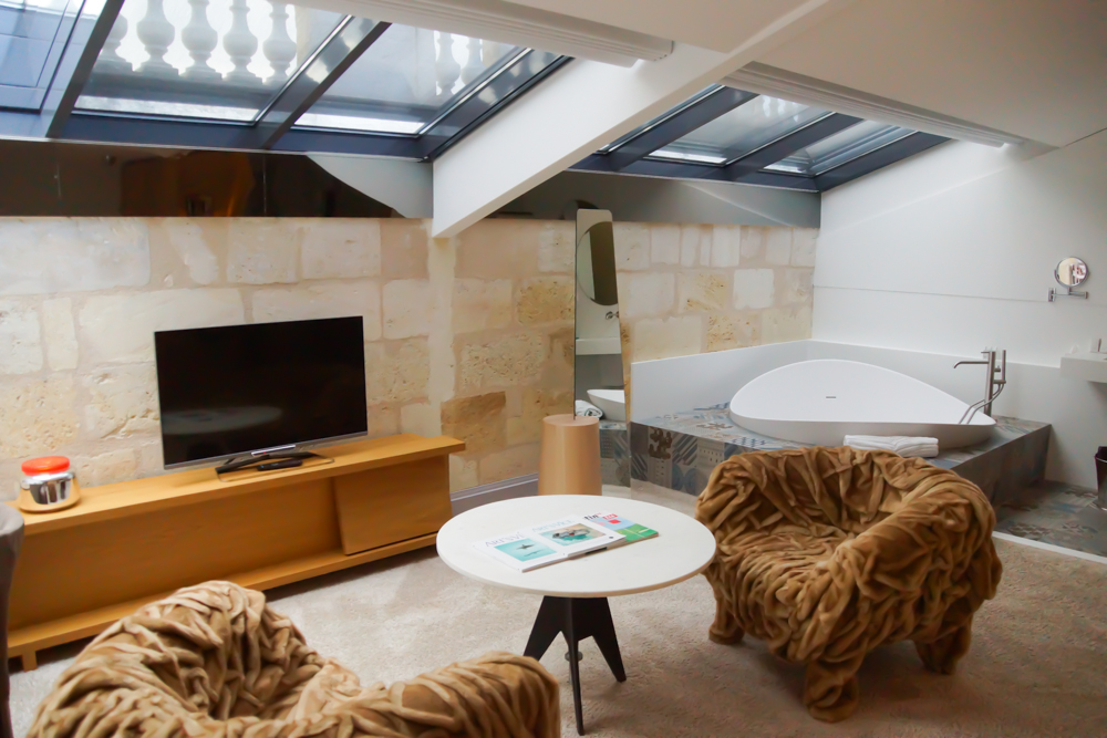 Suite im Yndo Hotel - Einfach wohlfühlen
