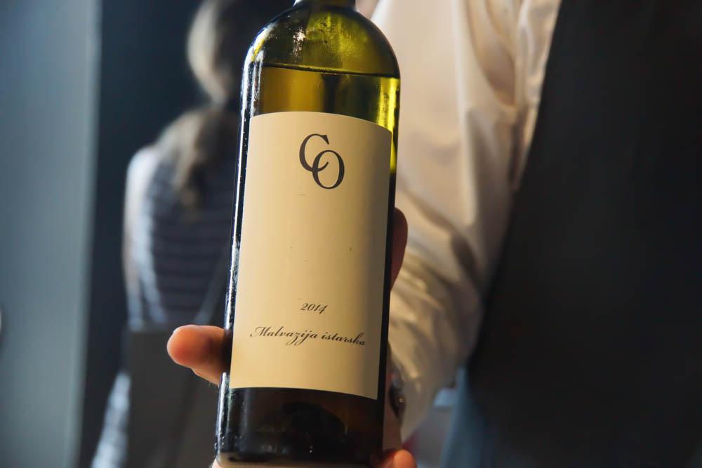 Brasserie Adriatic - feiner Weißwein