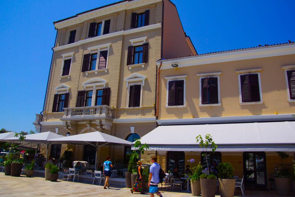 Brasserie Adriatic im Hotel Adriatic