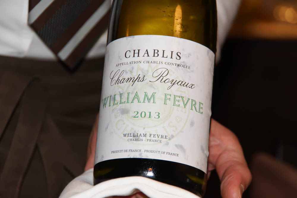 Chablis William Fevre 2013